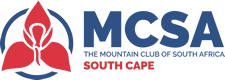 Mountain Club of South Africa – South Cape Logo